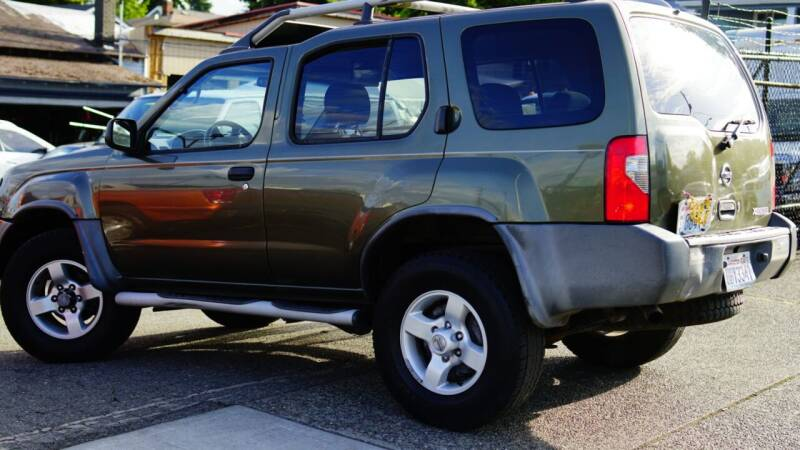 2004 Nissan Xterra for sale at Paisanos Chevrolane in Seattle WA