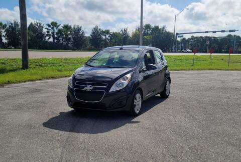 2014 Chevrolet Spark for sale at FLORIDA USED CARS INC in Fort Myers FL