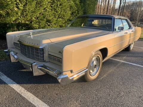 1973 Lincoln Continental for sale at Limitless Garage Inc. in Rockville MD