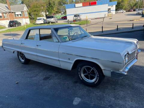1964 Chevy Impala for sale at Smart Buy Car Sales in Saint Louis MO
