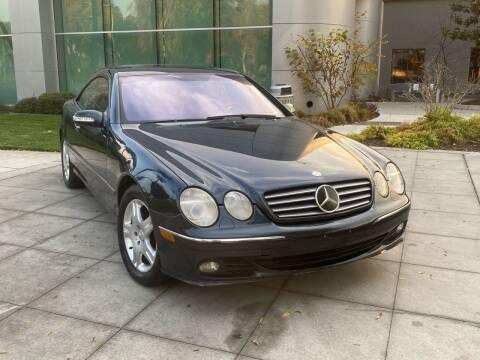 2003 Mercedes-Benz CL-Class for sale at Top Motors in San Jose CA