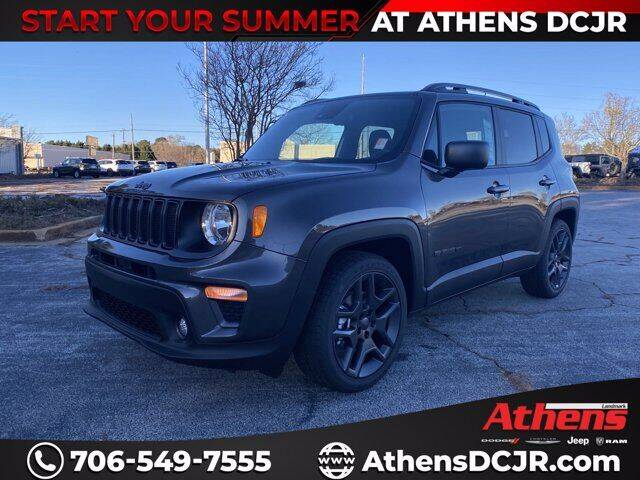 2021 Jeep Renegade for sale in Athens, GA