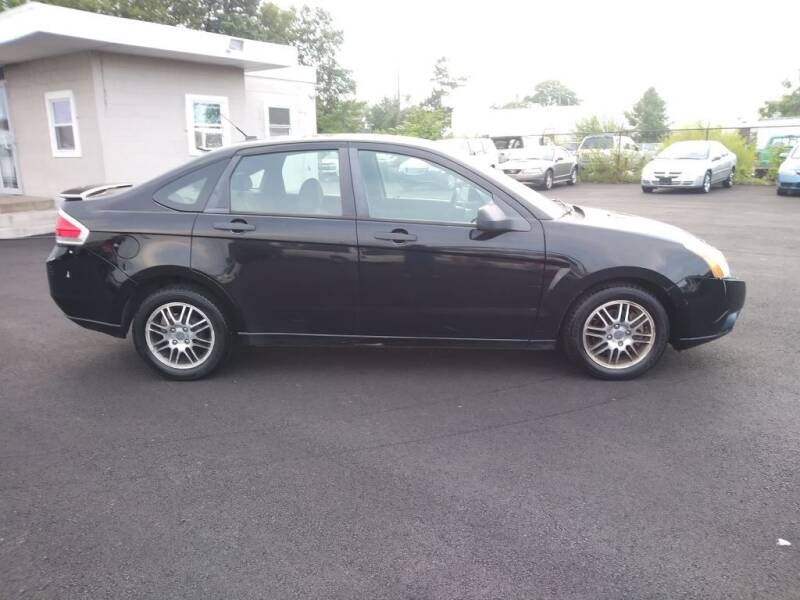 2011 Ford Focus for sale at 28TH STREET AUTO SALES AND SERVICE in Wilmington DE