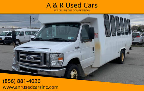 2013 Ford E-Series Chassis for sale at A & R Used Cars in Clayton NJ