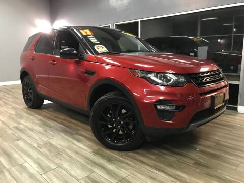 2017 Land Rover Discovery Sport for sale at Golden State Auto Inc. in Rancho Cordova CA