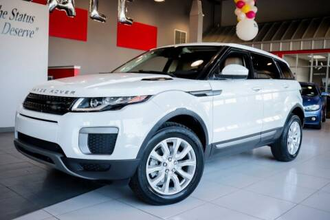 2017 Land Rover Range Rover Evoque for sale at Quality Auto Center of Springfield in Springfield NJ