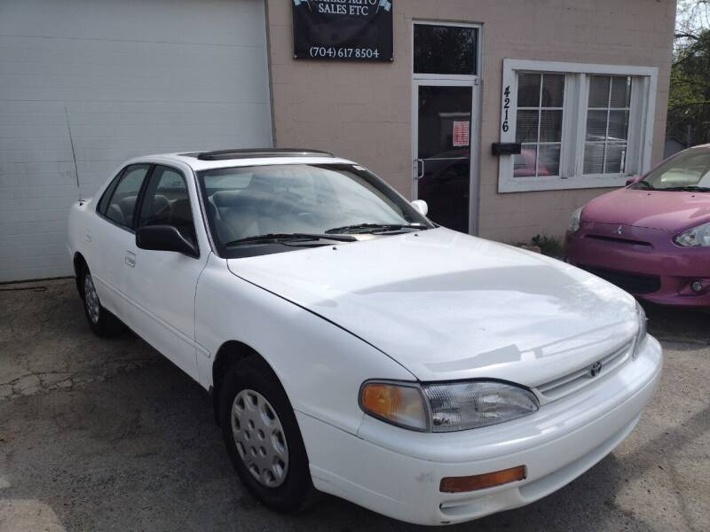 1996 Toyota Camry for sale at Sparks Auto Sales Etc in Alexis NC