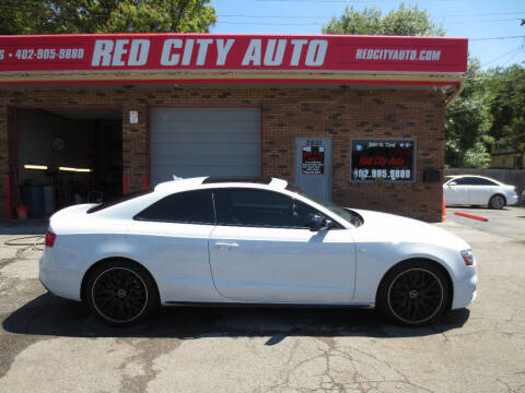 2017 Audi A5 for sale at Red City  Auto in Omaha NE