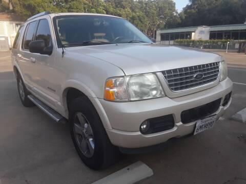 2005 Ford Explorer for sale at Goleta Motors in Goleta CA