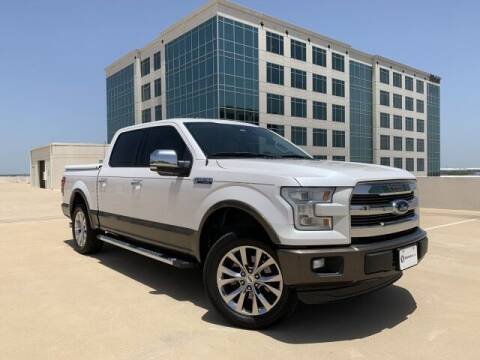 2016 Ford F-150 for sale at SIGNATURE Sales & Consignment in Austin TX
