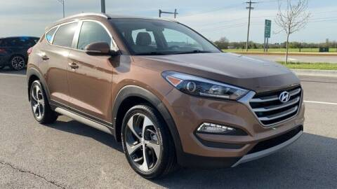 2017 Hyundai Tucson for sale at Napleton Autowerks in Springfield MO