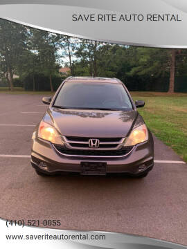 2011 Honda CR-V for sale at Save Rite Auto Rental in Randallstown MD