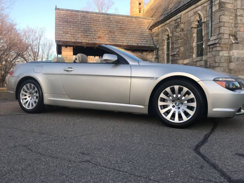 2004 BMW 6 Series for sale at Reynolds Auto Sales in Wakefield MA