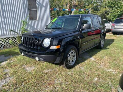 2014 Jeep Patriot for sale at Auto Mart - Dorchester in North Charleston SC