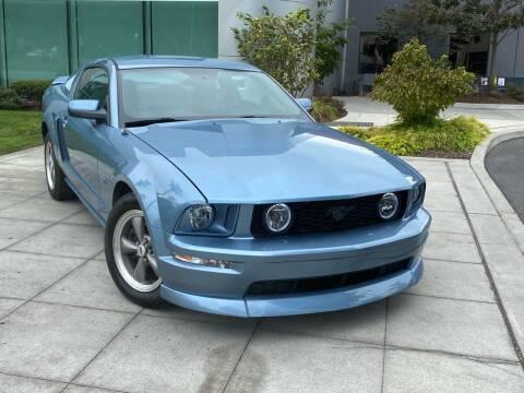 2005 Ford Mustang for sale at Top Motors in San Jose CA
