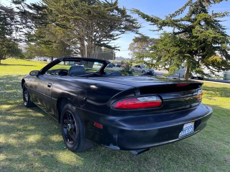 1995 Chevrolet Camaro for sale at Dodi Auto Sales in Monterey CA