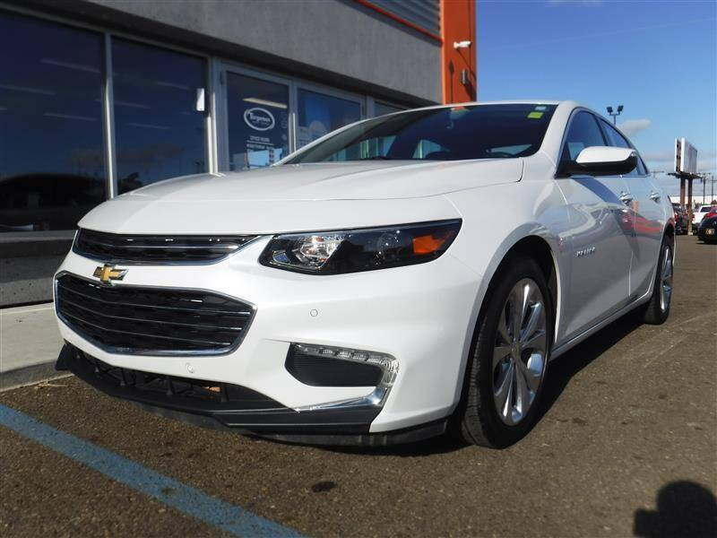 2017 Chevrolet Malibu for sale at Torgerson Auto Center in Bismarck ND