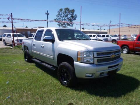 2013 Chevrolet Silverado 1500 for sale at BLUE RIBBON MOTORS in Baton Rouge LA