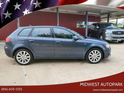 2011 Audi A3 for sale at Midwest Autopark in Kansas City MO