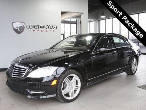 2013 Mercedes-Benz S-Class for sale at Coast to Coast Imports in Fishers IN