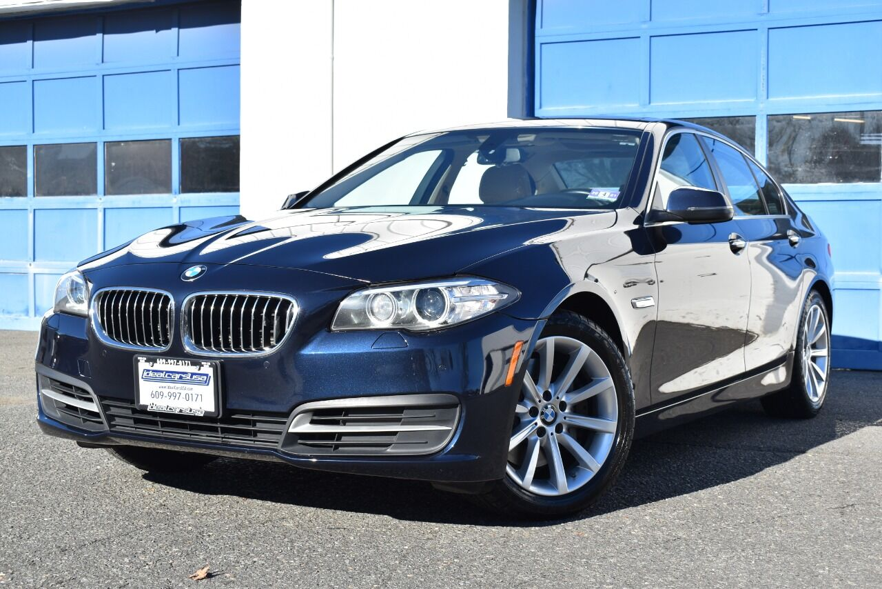 2014 BMW 5 Series 535i xDrive AWD 4dr Sedan full