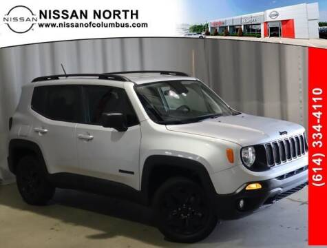 2019 Jeep Renegade for sale at Auto Center of Columbus in Columbus OH