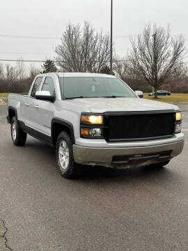 2015 Chevrolet Silverado 1500 for sale at Suburban Auto Sales LLC in Madison Heights MI