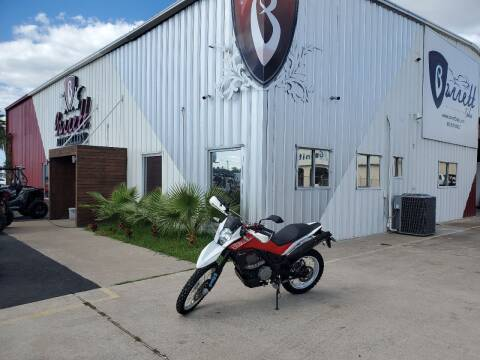 2014 Husqvarna TR 650 for sale at Barrett Bikes LLC in San Juan TX