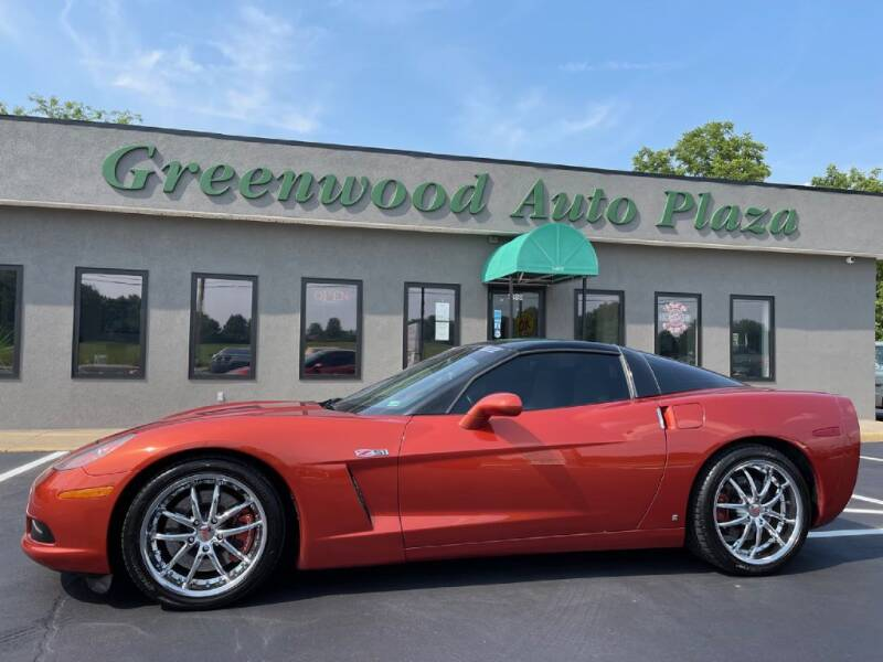 2006 Chevrolet Corvette for sale at Greenwood Auto Plaza in Greenwood MO