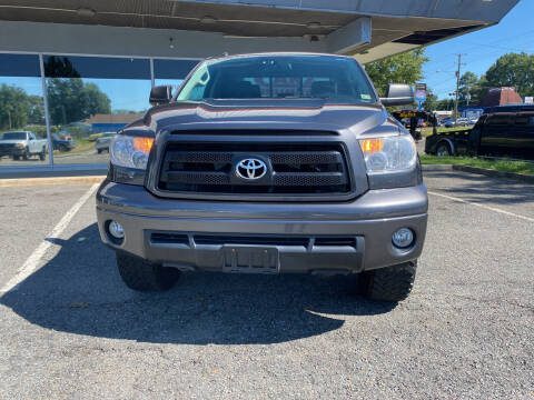 2013 Toyota Tundra for sale at Carz Unlimited in Richmond VA