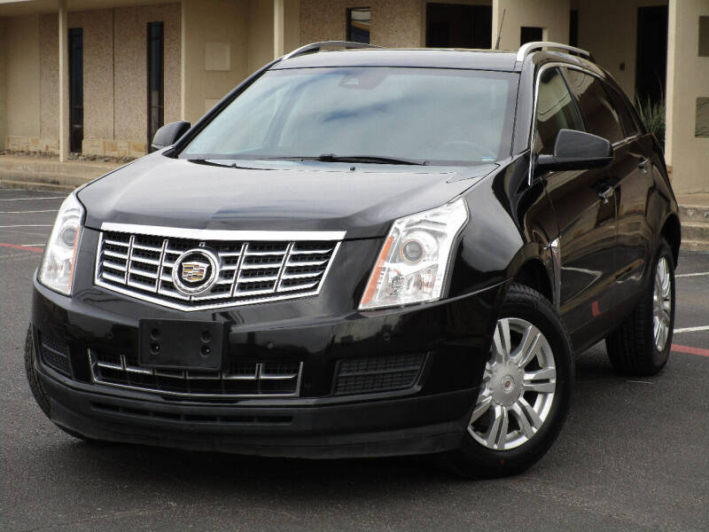 2013 Cadillac SRX for sale at Ritz Auto Group in Dallas TX