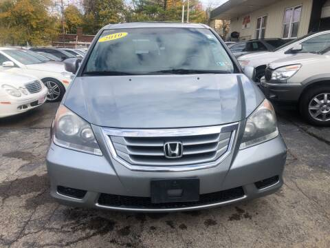 2010 Honda Odyssey for sale at Six Brothers Auto Sales in Youngstown OH