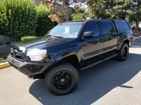 2015 Toyota Tacoma for sale at SS MOTORS LLC in Edmonds WA