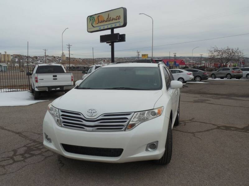 2010 Toyota Venza for sale at Sundance Motors in Gallup NM
