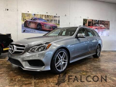 2014 Mercedes-Benz E-Class for sale at FALCON MOTOR GROUP in Orlando FL