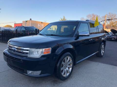 2009 Ford Flex for sale at Crestwood Auto Center in Richmond VA