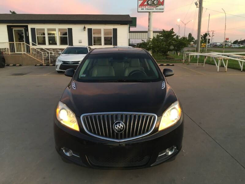 2012 Buick Verano for sale at Zoom Auto Sales in Oklahoma City OK