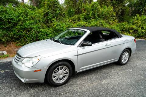 2009 Chrysler Sebring for sale at Sarasota Car Sales in Sarasota FL