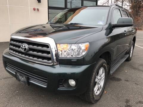 2008 Toyota Sequoia for sale at MAGIC AUTO SALES in Little Ferry NJ