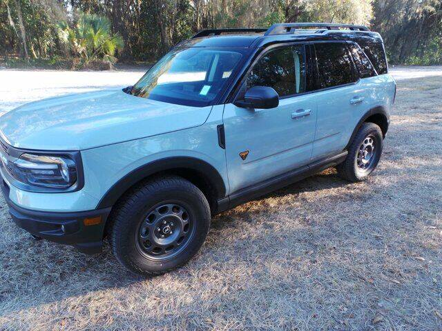 2021 Ford Bronco Sport for sale at TIMBERLAND FORD in Perry FL