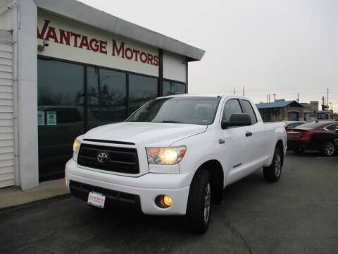 2013 Toyota Tundra for sale at Vantage Motors LLC in Raytown MO