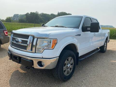 2009 Ford F-150 for sale at RDJ Auto Sales in Kerkhoven MN