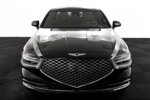 2022 Genesis G90 for sale at Southern Auto Solutions-Jim Ellis Hyundai in Marietta GA