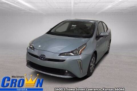 2021 Toyota Prius for sale at Crown Automotive of Lawrence Kansas in Lawrence KS