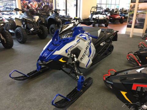 2021 Polaris 850 ASSAULT 144 WITH 1.6 COBRA for sale at ROUTE 3A MOTORS INC in North Chelmsford MA