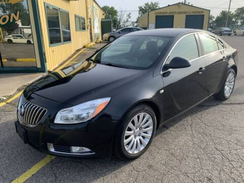 2011 Buick Regal for sale at RPM AUTO SALES in Lansing MI