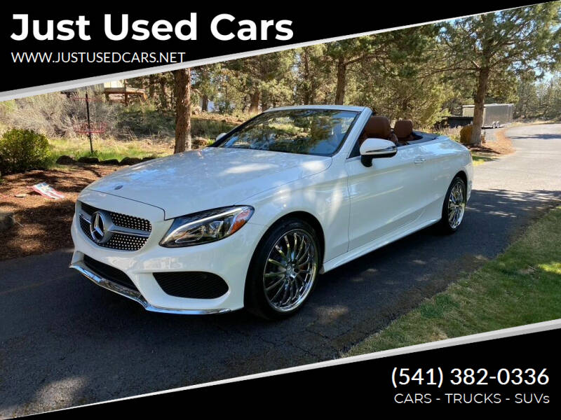 2017 Mercedes-Benz C-Class for sale at Just Used Cars in Bend OR