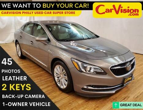 2018 Buick LaCrosse for sale at Car Vision Mitsubishi Norristown - Car Vision Philly Used Car SuperStore in Philadelphia PA