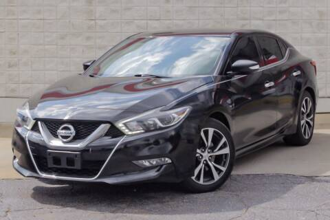 2017 Nissan Maxima for sale at Cannon Auto Sales in Newberry SC