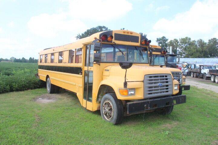 1996 Ford Tobacco Bus for sale at Vehicle Network - Fat Daddy's Truck Sales in Goldsboro NC